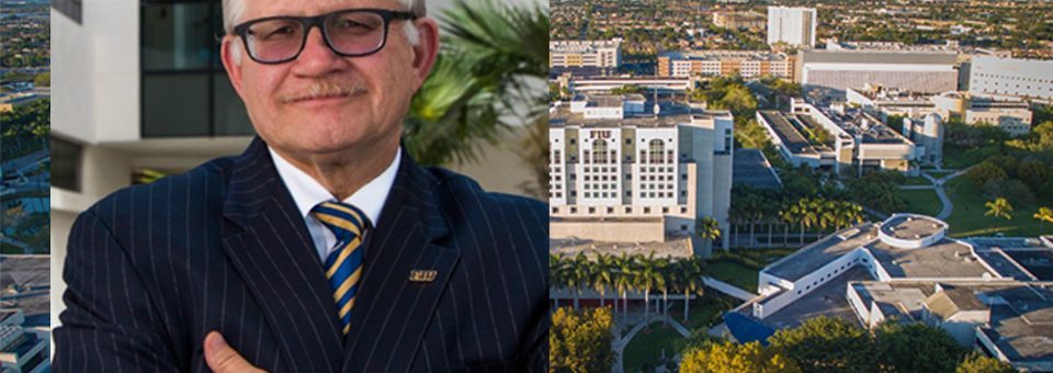 A Video Discussion withDr. Mark B. Rosenberg,the 5th President ofFlorida International University