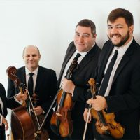 Musically Speaking:The Amernet String Quartet