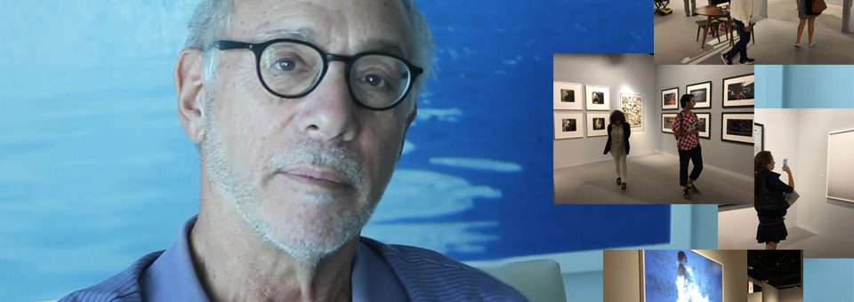 Talking Photography withHoward Greenberg
