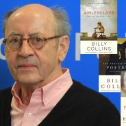 A Discussion with Billy Collins,  2x U.S. Poet Laureate