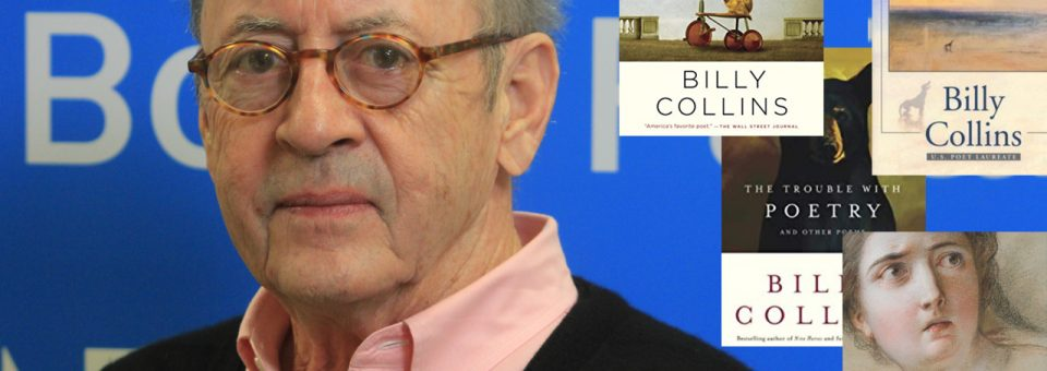 Celebrating National Poetry Monthwith Billy Collins
