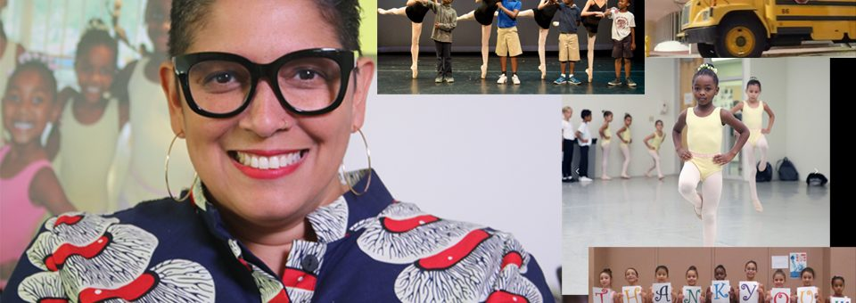 AnaMaria Correa:  Building Bridges from NYC to MCB
