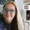 Artist Sandra Ramos:  A Foot in Miami and a Foot in Havana