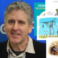 Bob Eckstein: Cartoonist, Illustrator, Writer