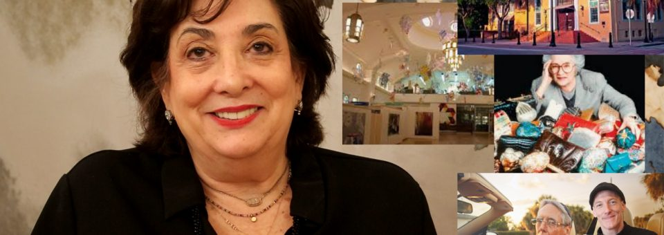 Susan Gladstone and the Jewish Museum of Florida — FIU