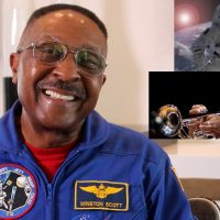 Astronaut Winston Scott:  Musician in Outer Space
