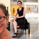 Dr. Jill Deupi and the Lowe Art Museum
